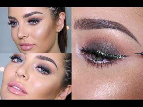 Duo chrome Eye with Shaaanxo BH Cosmetics Palette!