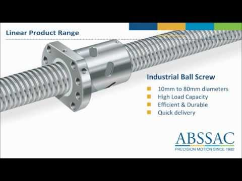 ABSSAC Linear Products
