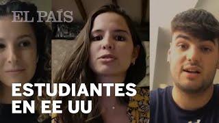 El sueño AMENAZADO de estudiar en EEUU | Incertidumbre entre los alumnos españoles