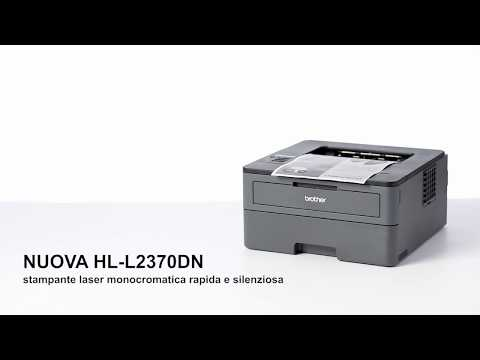 Brother HL-L2370DN - Stampante laser monocromatica