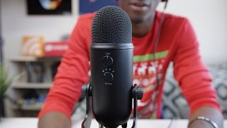 YouTube Gear #1 | Blue Yeti Pro!