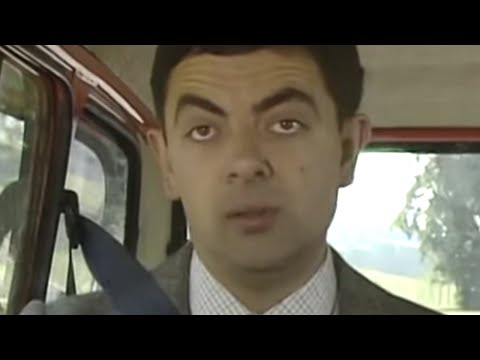 connectYoutube - Driving to School Bean | Funny Clip | Classic Mr. Bean