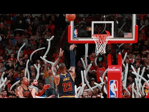 LeBron Passes Shaq for 7th on All-Time Scoring List   March 30, 2017