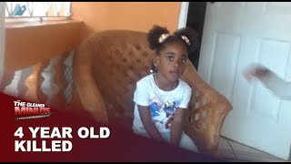 THE GLEANER MINUTE: 4-year-old girl killed | Mother reject claims | COVID death | Trump impeachment