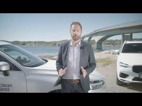 Volvo Cars & Clean Seas XC60 Demo Car