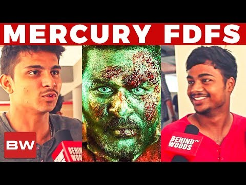 Mercury First Show Fans Reaction | Prabhu Deva