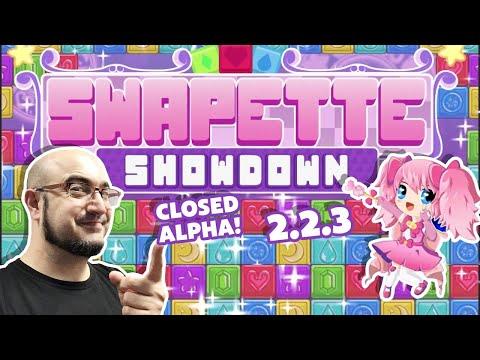 4x21 #092 Swapette Showdown (1P) (PC) (alpha)