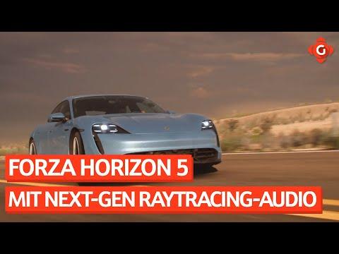 Forza Horizon 5: Neue Infos zum Spiel. Gran Turismo 7: Möglicher Beta-Test. | GW-News 13.07.2021