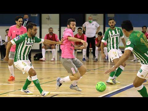 Real Betis Futsal   BeSoccer UMA Antequera Jornada 30 Temp 20 21