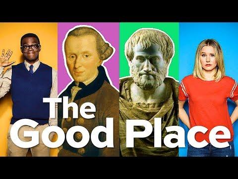 La philosophie de The Good Place (sans spoiler)