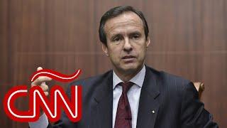 """""""El desafío era expulsar al tirano; lo logramos"""", dice Quiroga, aspirante a presidencia de Bolivia"""