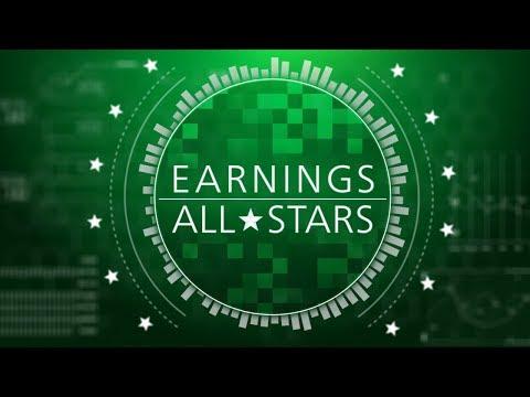 5 Fantastic Earnings Charts