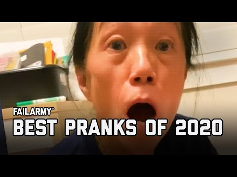 Best Pranks of the Year (2020)   FailArmy