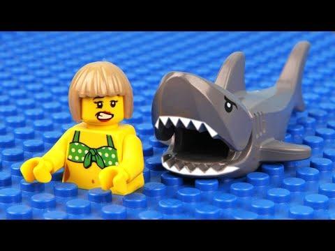 connectYoutube - Lego Shark Attack