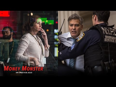 MONEY MONSTER. Tráiler Final HD en español. En cines 8 de julio