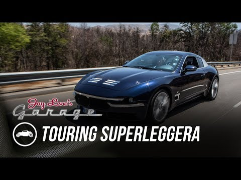 2018 Touring Superleggera - Jay Leno's Garage