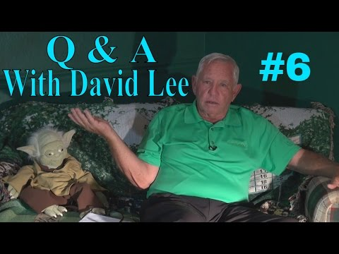Q & A With David Lee  |  Why is the Gravity Golf Swing Superior?  Learn The Perfect Golf Swing