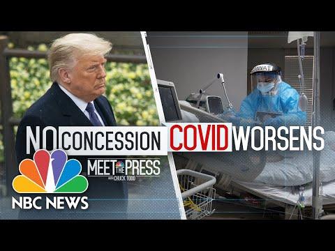 Meet The Press Broadcast (Full) – November 15th, 2020 | Meet The Press | NBC News