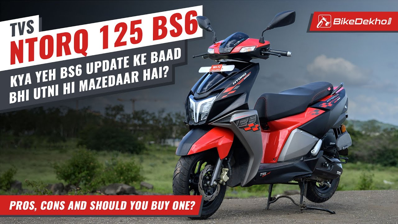 TVS Ntorq 125 BS6   Pros, Cons and Should You Buy One?   Does it still excite?  In Hindi