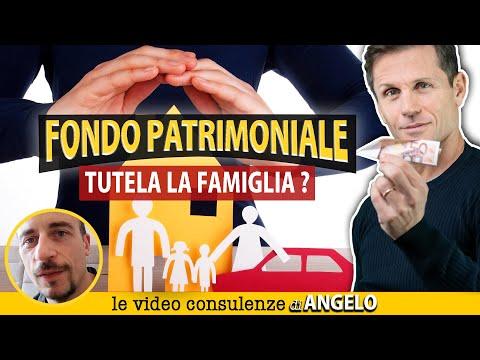 Il FONDO PATRIMONIALE tutela la famiglia dai debiti futuri? | Avv. Angelo Greco