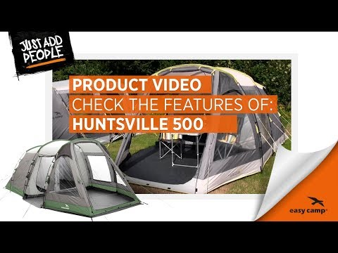 Huntsville 500 Family Tent (2018) | Just Add People