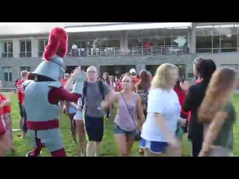 President's Picnic Unites New and Returning Students