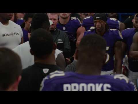 Indiana Head Coach Tom Crean's Postgame Speech To Ravens | Baltimore Ravens