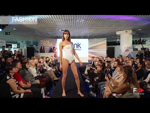 MARINA SMITH - THE LINK 2018 Maredimoda Cannes - Fashion Channel