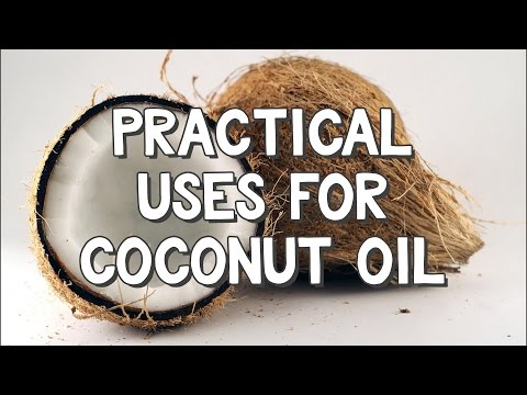 Practical Uses for Coconut Oil
