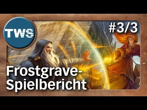 Frostgrave: Spielbericht & Einsteiger Guide #3/3 / battle report (Tabletop-Spiel, TWS)