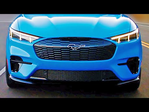 2021 Ford Mustang Mach-E ? Electric SUV ? Design, Interior, Specs