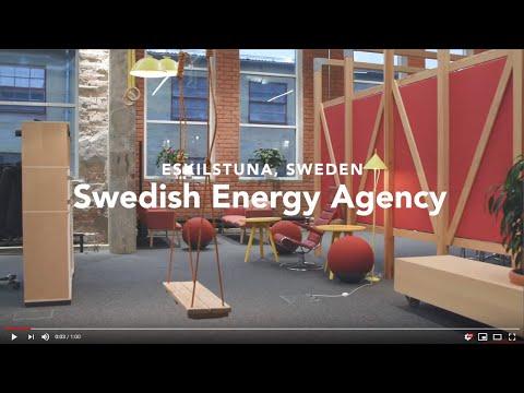 Energimyndigheten, Eskilstuna. White Arkitekter.