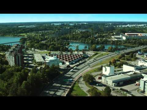 670 nybyggda lägenheter runt Tingstorget i Alby