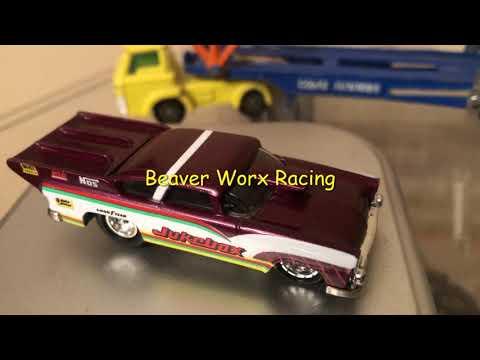 GNR Vintage Diecast Racing