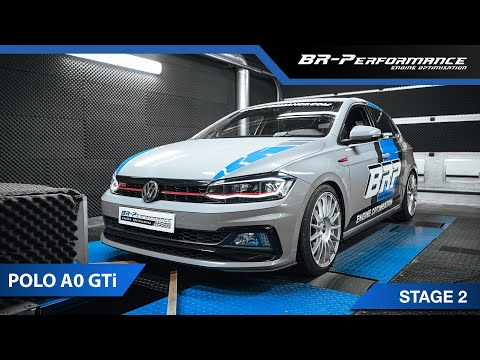 2018 VW Polo GTI  Build By BR-Performance / Part 2: Stage 2 Tune & Parts