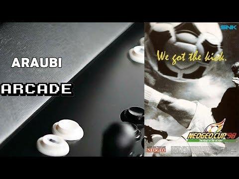 Neogeo Cup'98 (Super Sidekicks 5)(SNK, 1998) Arcade [059] Walkthrough Comentado