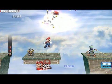 connectYoutube - Super Smash Bros Brawl 2008 Adventure Mode - Nintendo Wii Edition - Gameplay Video