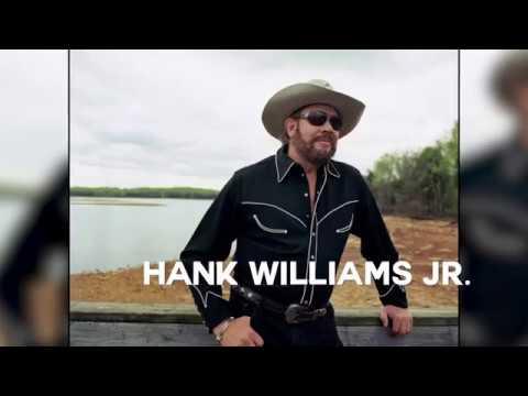 LEGENDS OF GOLF   HANK WILLIAMS JR.
