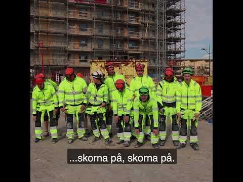 Världsdagen för säkerhet och hälsa på arbetsplatsen