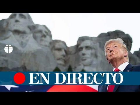 DIRECTO EEUU | El Congreso debate el impeachment a Donald Trump tras el asalto al Capitolio