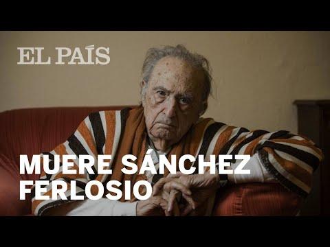 Vidéo de Rafael Sánchez Ferlosio