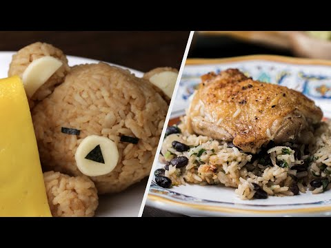 5 Amazing Recipes You Can Make Using Rice ? Tasty