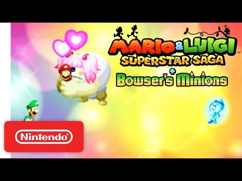 Mario Luigi Superstar Saga Bowser S Minions Accolades