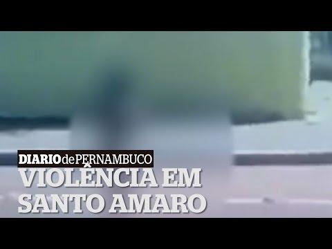 Imagens fortes: adolescente  é torturada em Santo Amaro