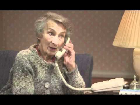 National Sweater Day - Angus' Granny Call