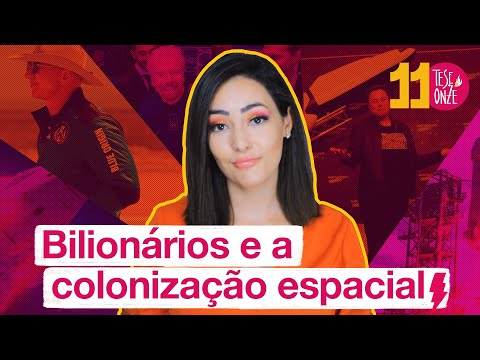Colonização espacial bilionária | 092