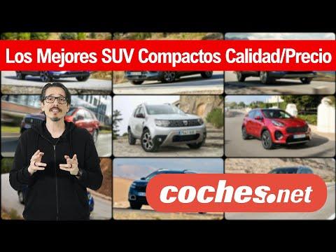 Los MEJORES SUV Compactos Calidad/Precio en 2020 | Segmento C-SUV | coches.net