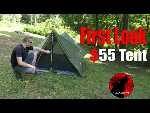 This Tent Costs How Much? - River Country Trekker Tent 2.2 First Look