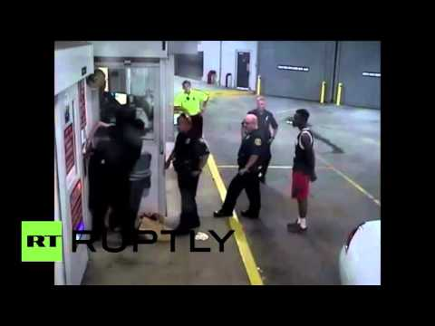 Florida cop arrested, fired for repeatedly hitting handcuffed woman