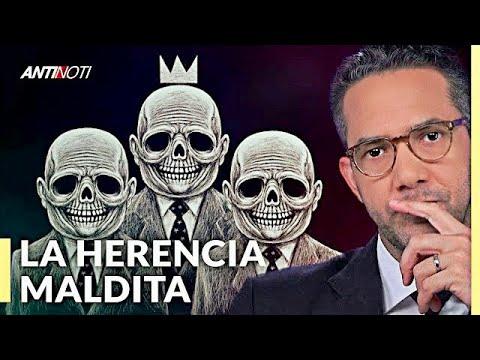 La Herencia Maldita [Editorial]   Antinoti
